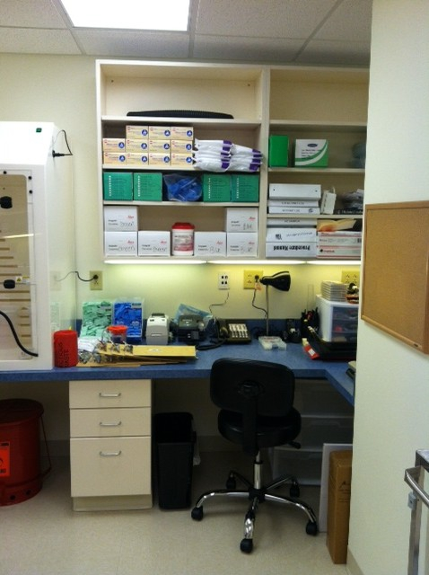 Endoscopy Lab Design: Gastroenterology Lab - NY